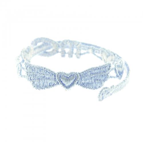 bracelet ailes bleu ciel - missiu