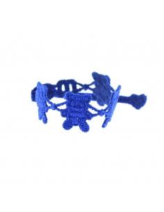 bracelet ourson bleu roi (moins de 5 ans) - missiu