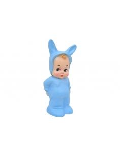 lampe baby lapin bleu