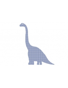 STICKER DIPLODOCUS