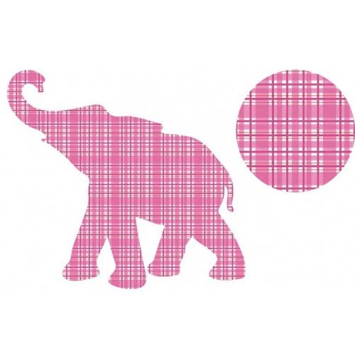 STICKER BABY ELEPHANT