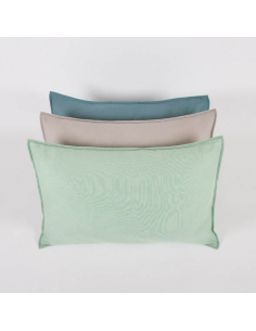 PILLOW CASE - ALMOND GREEN...