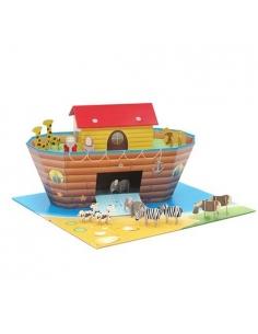 Arche de Noé en carton