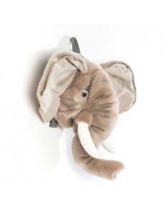 SAC A DOS  - ELEPHANT GEORGE - WILD AND SOFT