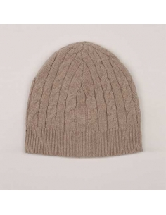 TERRY TAUPE - BEANIE