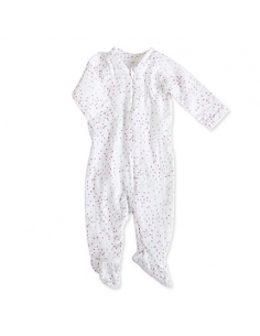 pyjama  a zip manches longues - lovely