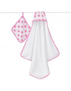 Ensemble de bain - fluo pink