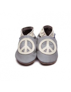 CHAUSSONS BEBE PEACE