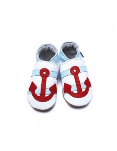 CHAUSSONS BEBE SAILOR