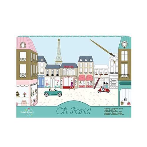 OH PARIS ! - THALIE ET ORPHEE