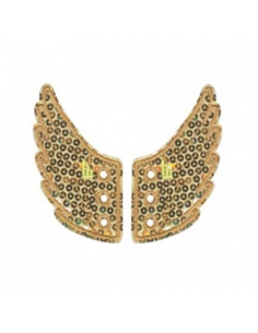 Ailes sequin or - Shwings