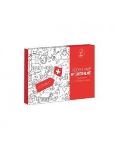 Pocket map - Switzerland - Omy