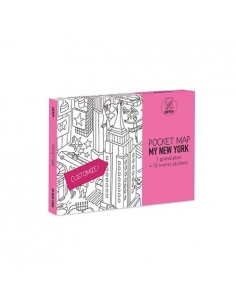 POCKET MAPS - NEW YORK - Omy