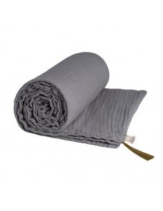 Couverture légère, Stone grey
