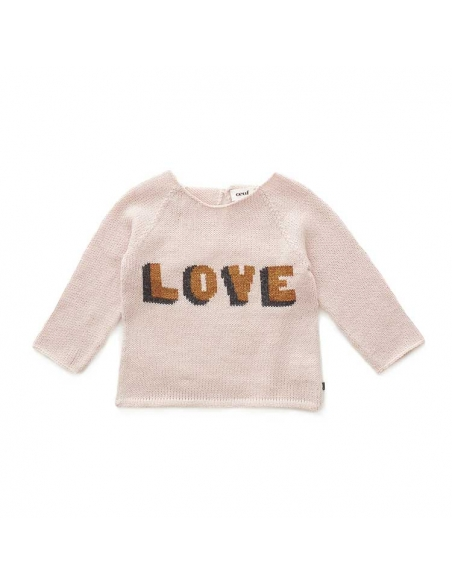 pull love - rose pale et gold - oeuf nyc
