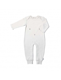 jumper welcome blanc lapin - oeuf nyc