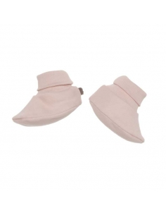 chaussons welcome rose - oeuf nyc