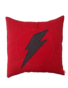 Coussin Super héros, Rouge rubis