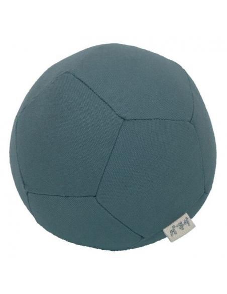Balle pentagone, Gris bleu