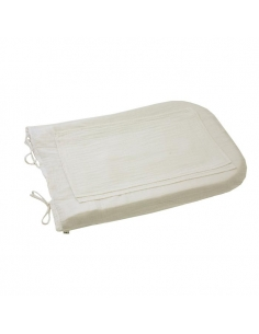 ROUND CHANGING MAT COVER -...