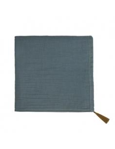 Lange Nana - Gaze gris bleu