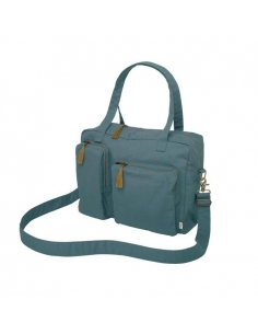 Sac à langer multi bag + Baby kit - Gris bleu