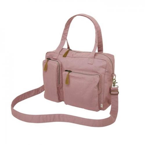Sac à langer multi bag + Baby kit - Vieux rose