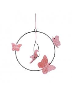 Mobile Bohemian Swing, Vieux rose