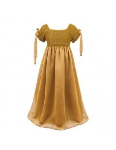 Robe Salomé, Gold