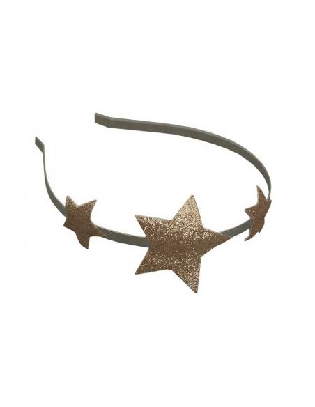 Serre-tête étoiles, Gold