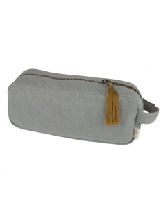 ESSENTIAL PURSE - SILVER GREY