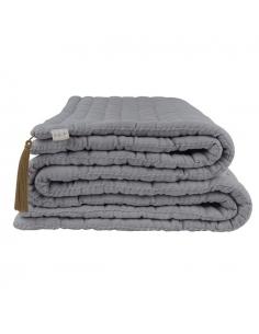 Tatami Quilt - Numéro 74 - Stone grey