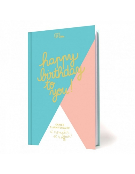 Happy Birthday to you ! - Minus Editions