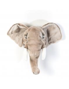Trophée Eléphant - Wild & Soft