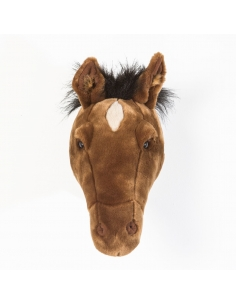 Horse dark brown Trophy - Wild & Soft