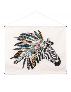 Embroidery Crazy Zebre - Numéro 74