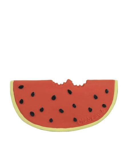 Theether and bath toy - Watermelon - Oli & Carol