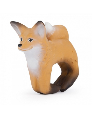 Bracelet de dentition et jeu de bain - Rob le renard - Oli & Carol