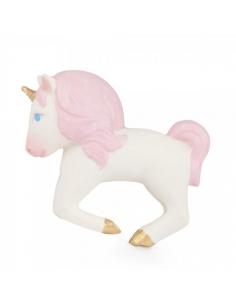 Bracelet theether and bath toy - Stacy the Unicorn - Oli & Carol