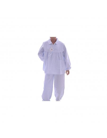 Pyjama Julie - Fish - Des Fils et des Nuits