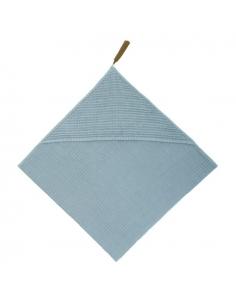 BABY TOWEL - SWEET BLUE