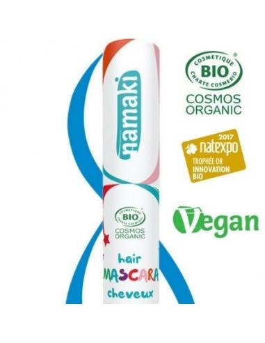 Mascara pour cheveux - Bio - Bleu - Namaki
