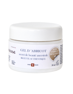 Gel d'Abricot naturel - Bio - Câlinesse