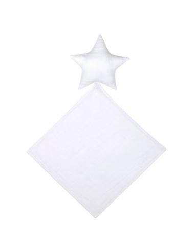 Lovely doudou - Blanc - Numéro 74