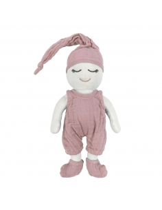 ROSE BABY DOLL - DUSTY PINK