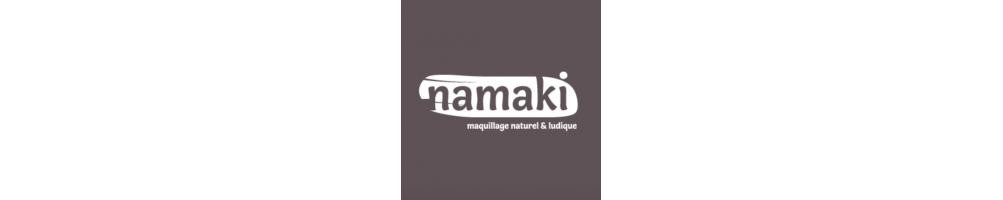 NAMAKI, Le maquillage bio pour enfant